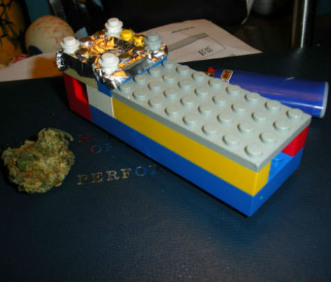 Lego pipe