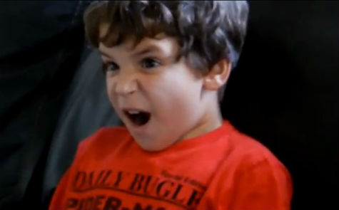 Boy reacts to The Empire Strikes Back