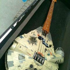 Star Wars Bass [Photo]