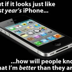 General Reaction To iPhone 4S [Photo]