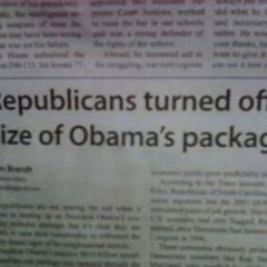 Newspaper Headline FAIL!