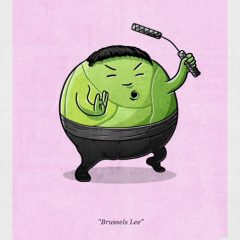 Movie Characters And Celebrities As Vegetables [Photos]