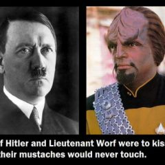 Compatible Mustaches