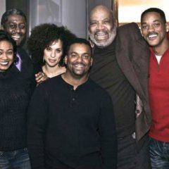 Fresh Prince Of Bel-Air Reunion [Photo]