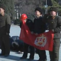 North Koreans Weeping Hysterically Over Kim Jong-Il [Video]