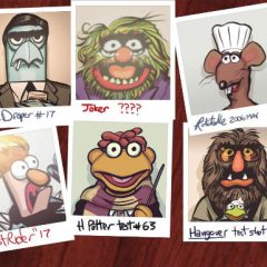 Muppet Auditions [Photos]