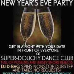 This Is Sure To Be The Best New Year's Eve Party!