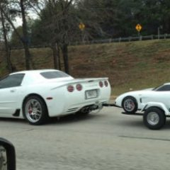 The Mystery Of The Baby Corvette
