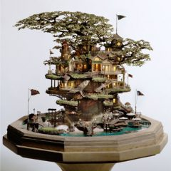Takanori Aiba's Bonsai Treehouses [Photos]
