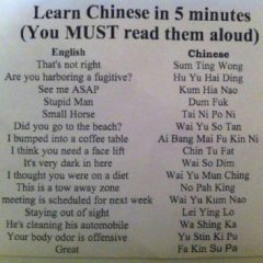 Learn Chinese Fast