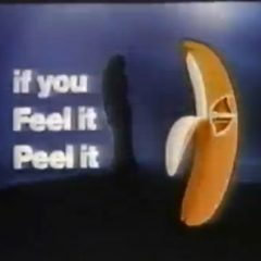 Pink Floyd Dole Banana Commercial [Video]