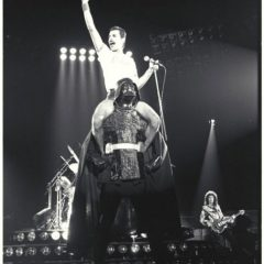 Freddie Mercury And Darth Vader [Photos]