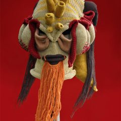 Cool Knitted Monster Masks [Photo]