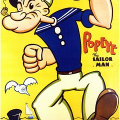 Popeye Live Action Short [Video]