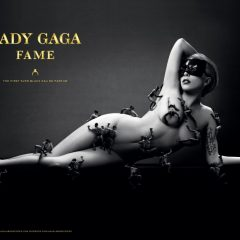 The Lady Gaga Black Eau De Parfum Ad [Photo]