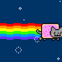 10 Hour Nyan Cat Youtube Marathon [Video]