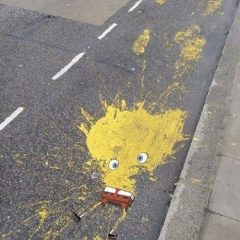 Toon Roadkill [Photo]