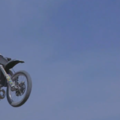 Motorcross Stuntin' In Tatooine [Video]