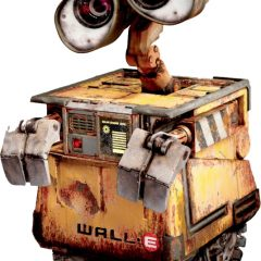 Real Life Remote Controlled Wall*E [Video]
