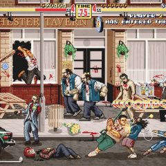 16 Bit Shaun Of The Dead Art [Photo]