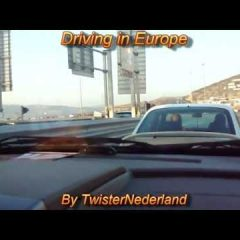 Driving Around Europe Can Be Scary [Video]