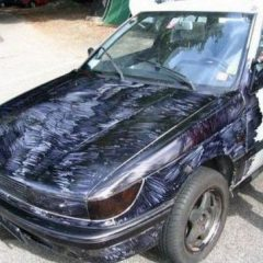 How To Repaint Your Car On A Budget [Photo]