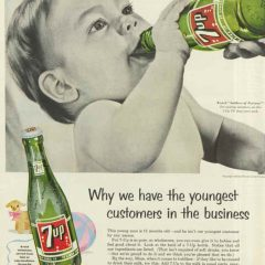 An Old And Rather Disturbing Ad From 7-Up [Photo]