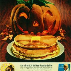Aunt Jemima's Creepy Pumpkin [Photo]