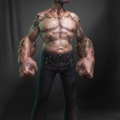 Popeye As Real As You Can Get [Photo]