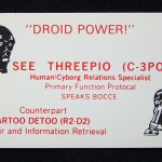 Star Wars Business Cards [Photos]