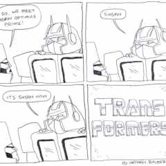 What A Transformer Can Also Mean. [Photo]