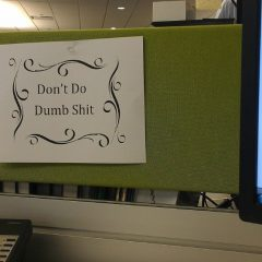 Sage Advice For The Week [Photo]