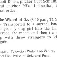 Not Your Momma's Wizards Of Oz [Photo]