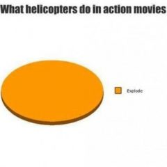 Helicopters In Movies [Photo]