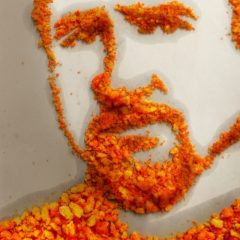 Louis CK Honored In Cheetos [Photo]
