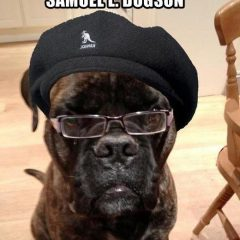 Doggy Celebrity Lookalike [Photo]