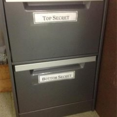 An Important Filing System [Photo]