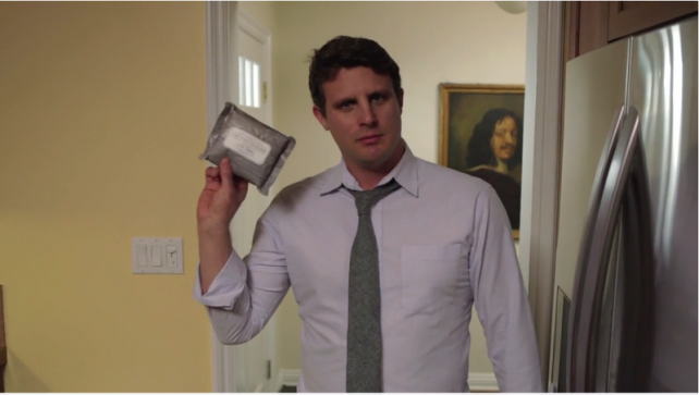 Clean Up Your Act With One Wipe Charlie. [Video]