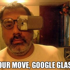 Another Google Glass? [Photo]