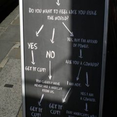 Should You Get That Haircut? [Photo]