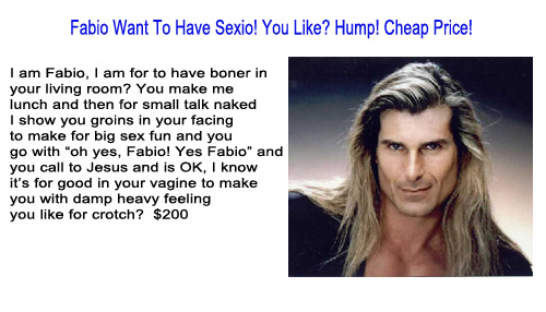 funny where to advertise as an escort
