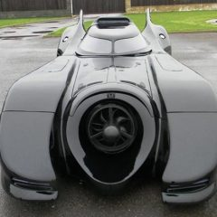 The Batmobile is For Sale