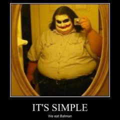 Fat Joker Will Eat You