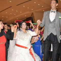 Here's the World's Tallest Man Getting Married