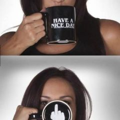 This Coffee Cup Sums Up Most Mornings