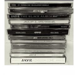 Jay-Z Ranks His Own Albums