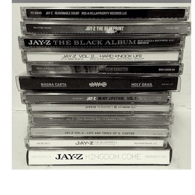 Jay-Z albums ranked
