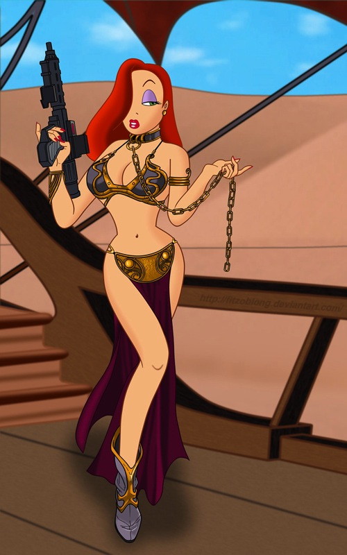 Jessica Rabbit In Other Movies