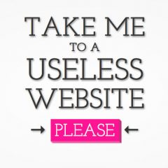 Got Some Time to Waste? Check Out The Useless Web
