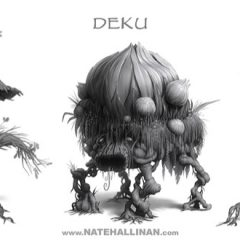 Realistic Monsters From The Legend of Zelda